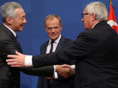 Parlamentul European a aprobat Acordul de liber schimb intre UE și Singapore