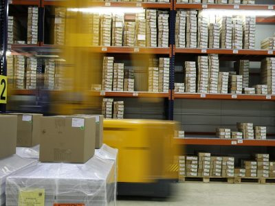 Omnichannel in a warehouse. The first mile is as equally important as the last one.