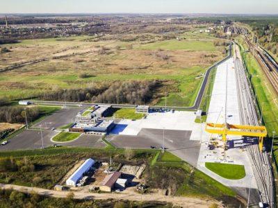 Viešieji logistikos centrai Vilniuje ir Kaune