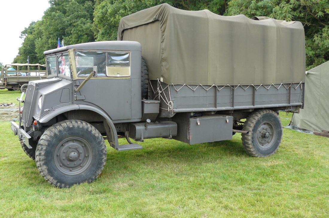 Ciężarówka wojskowa CMP Ford 3 t.