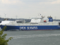 DFDS supports growing unaccompanied freight demand with more Germany-UK ferries