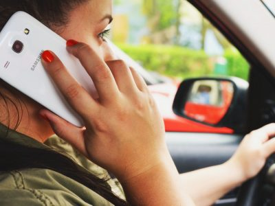 France introduced draconian penalties for using your mobile while driving