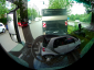 """Virtual Reality in real-life trucking? Young Germans developed glasses that make the cockpit """"transparent"""""""