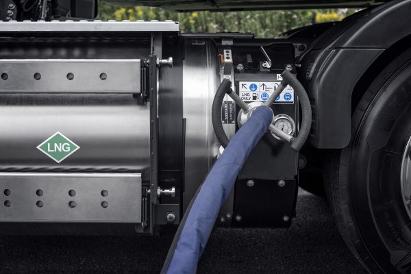 Natural gas fuelled trucks exempted from driving restrictions in Tyrol