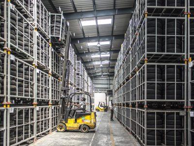 Kaizen logistikos ir transporto srityje. Lentynų revoliucija (4 dalis)