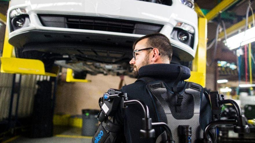 (Video) Un nou echipament implementat în fabricile Ford din România duce producția auto la un nou nivel