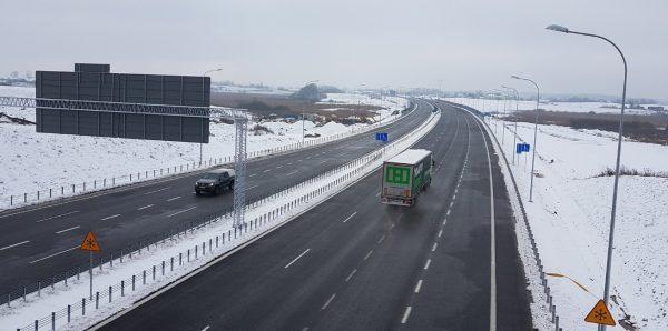 Wczoraj otwarty został fragment południowo-wschodniej obwodnicy Olsztyna. Kierowcy mogą już przejech