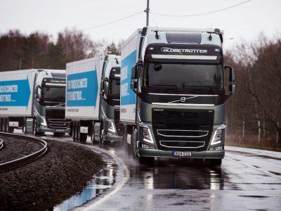 Raport: Cât câștigă șoferii profesioniști în Germania?