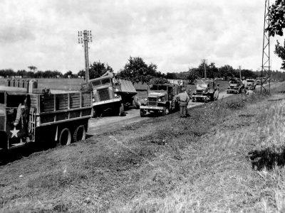 Historia transportu – odc. 59. O tym, dlaczego 2,5-tonowa ciężarówka była najcenniejszą bronią