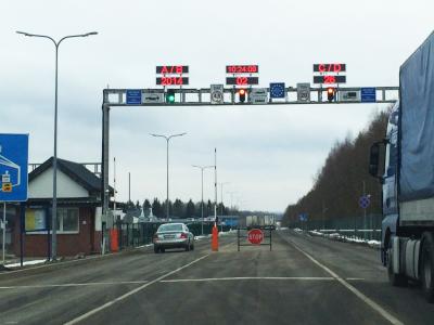 Politia din Lituania a sancționat un șofer român extrem de…inventiv
