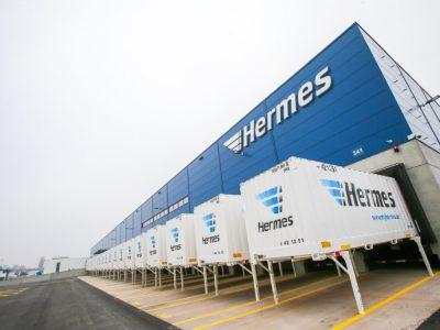 Hermes: Umsatz auf 3,5 Milliarden Euro gewachsen