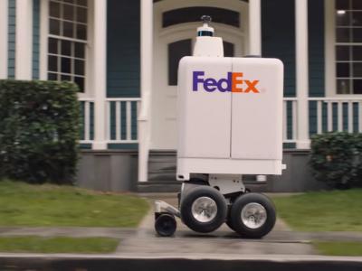 Kurierski gigant będzie testował roboty. Jakie dostaną zadania?