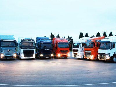7800 de transportatori britanici au cerut despăgubiri din partea producătorilor de camioane