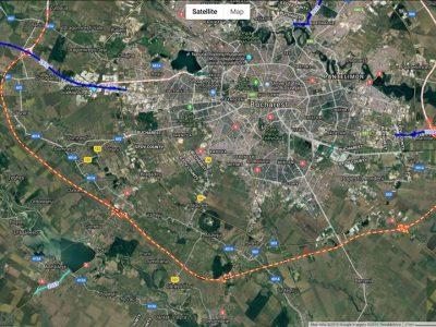 Cale liberă pentru semnarea contractului aferent proiectării și execuției lotului 3 al Autostrăzii A0 Centura București!