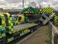 """""""Pogromca ciężarówek"""" znowu zebrał żniwo. Niski wiadukt w ciągu 10 lat uszkodził co najmniej 120 pojazdów"""