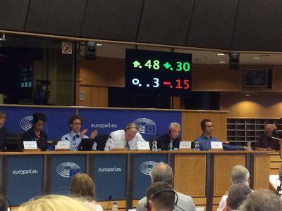 """""""Mobilumo paketas"""" grįžta į Europos Parlamentą. Balsavimas jau rytoj"""