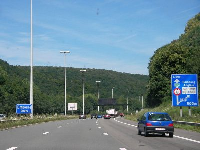 Более строгие штрафы в Бельгии. Посмотрите, за что вас вскоре могут оштрафовать на 118 евро