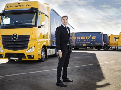 Waberer's CEO does not rule out fleet reduction due to the financial results of the company.