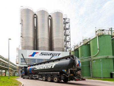 Seifert Polska zaprasza przewoźników do współpracy w zakresie transportu towarów sypkich