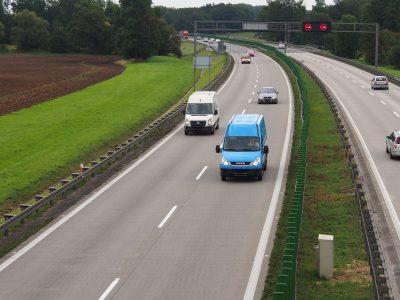 Logistikos bendrovė karantino metu. Kaip pasikeitė lengvojo transporto darbo pobūdis?