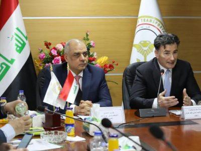 Iraq a aderat la convenția TIR