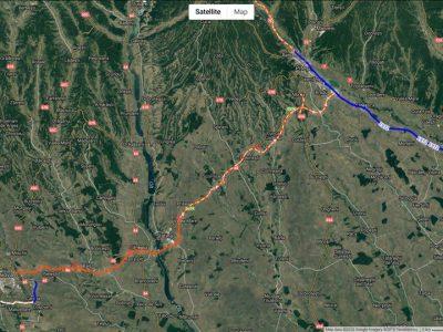 CNAIR a ANULAT licitația pentru tronsonul 3 al Drumului Expres Craiova-Pitești