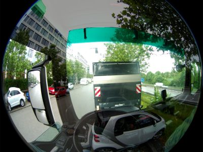 """""""Cabina Transparentă"""" promite să devină realitate cu ajutorul noilor tehnologii"""