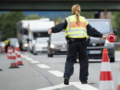 Poliția din Germania are o nouă metodă de a-i surprinde pe șoferii de camion care încalcă legea