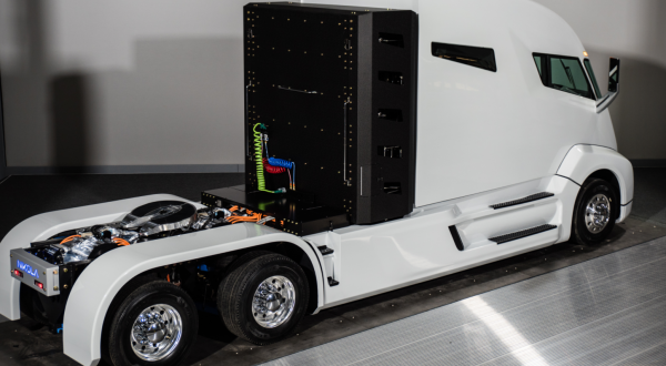 Nikola orders enough electrolysis equipment to produce 40,000 kgs of hydrogen per day