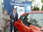 German discount chains focus on electromobility. EV charging network will be growing.