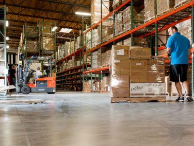 Logistica 4.0 | Trenduri în logistica depozitelor