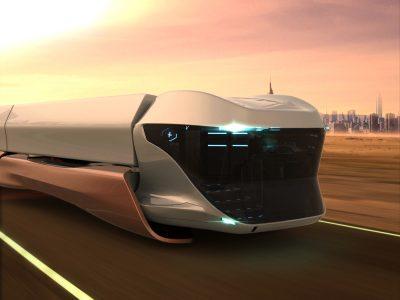 Удивительный дизайн грузовиков будущего. Мы когда-нибудь увидим их на дорогах?