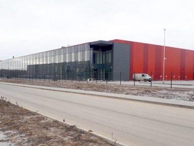 Kauno ekonominėje zonoje – naujas baldų fabrikas