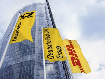 Deutsche Post DHL Group mit Rekordergebnis