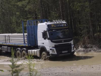 Wiosenne ograniczenia ruchu ciężarówek w Rosji w 2019 r.
