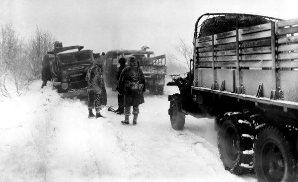 Historia transportu – odc. 58. O tym, ile paliwa zużywała dywizja wojska podczas II wojny światowej