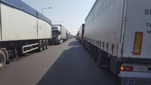 """FORT: """"Operațiunea 'Demeter' – un alt mare blocaj în transportul de marfă"""""""