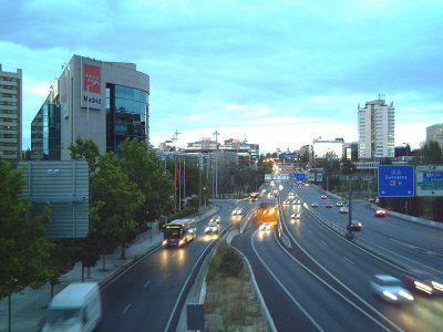 Madrid führt Öko-Plakette ein
