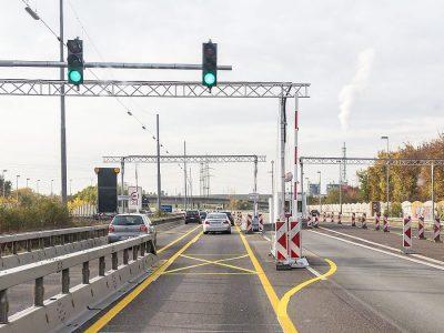 Nuobaudos už draudimo pažeidimą Vokietijos A1 greitkelyje buvo per didelės. Tūkstančiai sunkvežimių vairuotojų atgaus skirtumą?