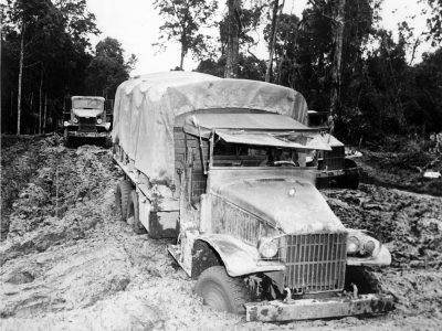 Historia transportu – odc. 62. O tym, ile ładunków przewiozły ciężarówki Armii Czerwonej