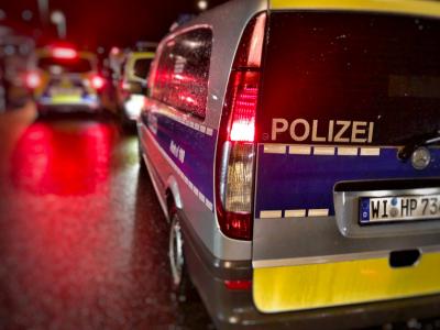 Vokietijos policija turi naują sunkvežimių vairuotojų patikrinimo būdą