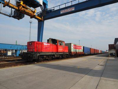 In zehn Tagen von China nach Ungarn