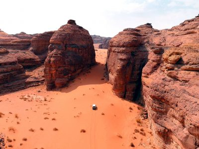 Rajd Dakar przenosi się na Bliski Wschód. W przyszłym roku trasa po Arabii Saudyjskiej