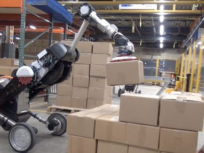 Logistica 4.0 | Roboții de sortare câștigă teren