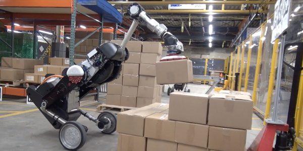 Logistica 4.0   Roboții de sortare câștigă teren