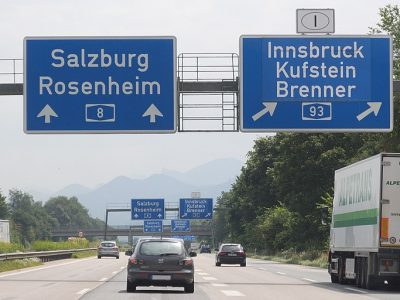 Tyrol continues its 'fight against transit'. It ignores Brussels and does not ease the sectoral traffic ban