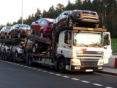 Transport and logistics in the automotive industry, i.e. not only just in time (part 1)