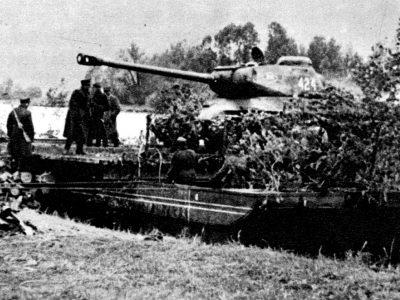 Historia transportu – odc. 63. O tym, dlaczego niemieccy piloci polowali na samochody z zaopatrzeniem