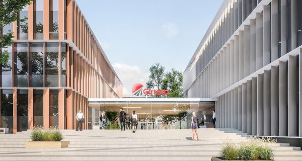 New headquarters for €60M. Girteka follows in the footsteps of giants like Google and Microsoft