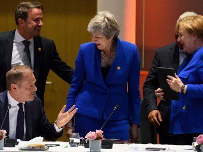 O nouă amânare pentru Brexit. UE oferă Marii Britanii un nou termen pentru a evita o ieșire haotică